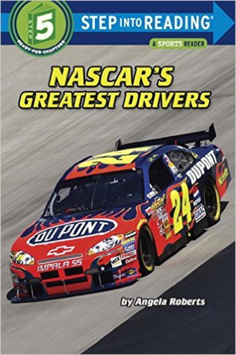 Nascar's Greatest Drivers (Step into Reading) by Angela Roberts