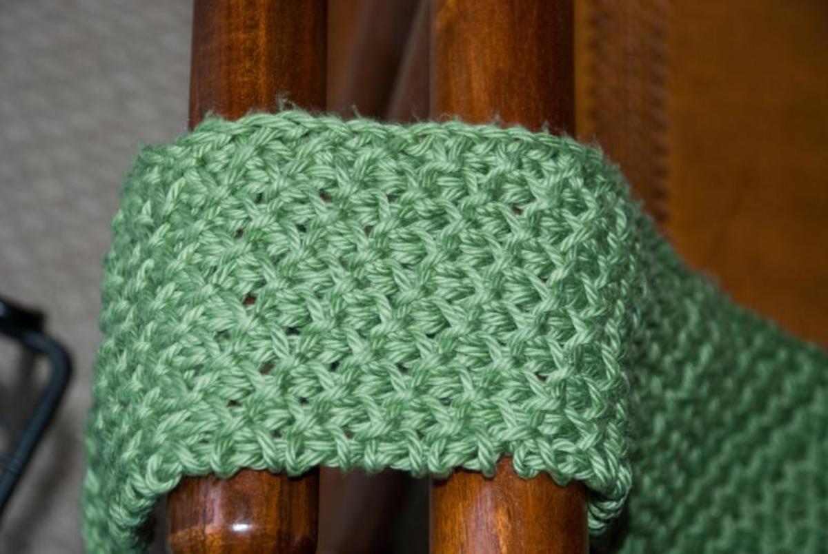 Free Tunision Crochet Patterns