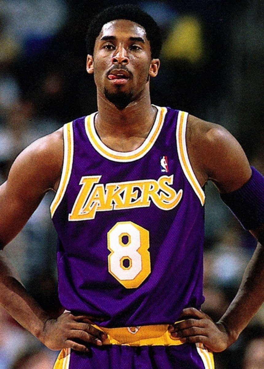 Kobe not taking the league by storm immediately hurts his legacy.