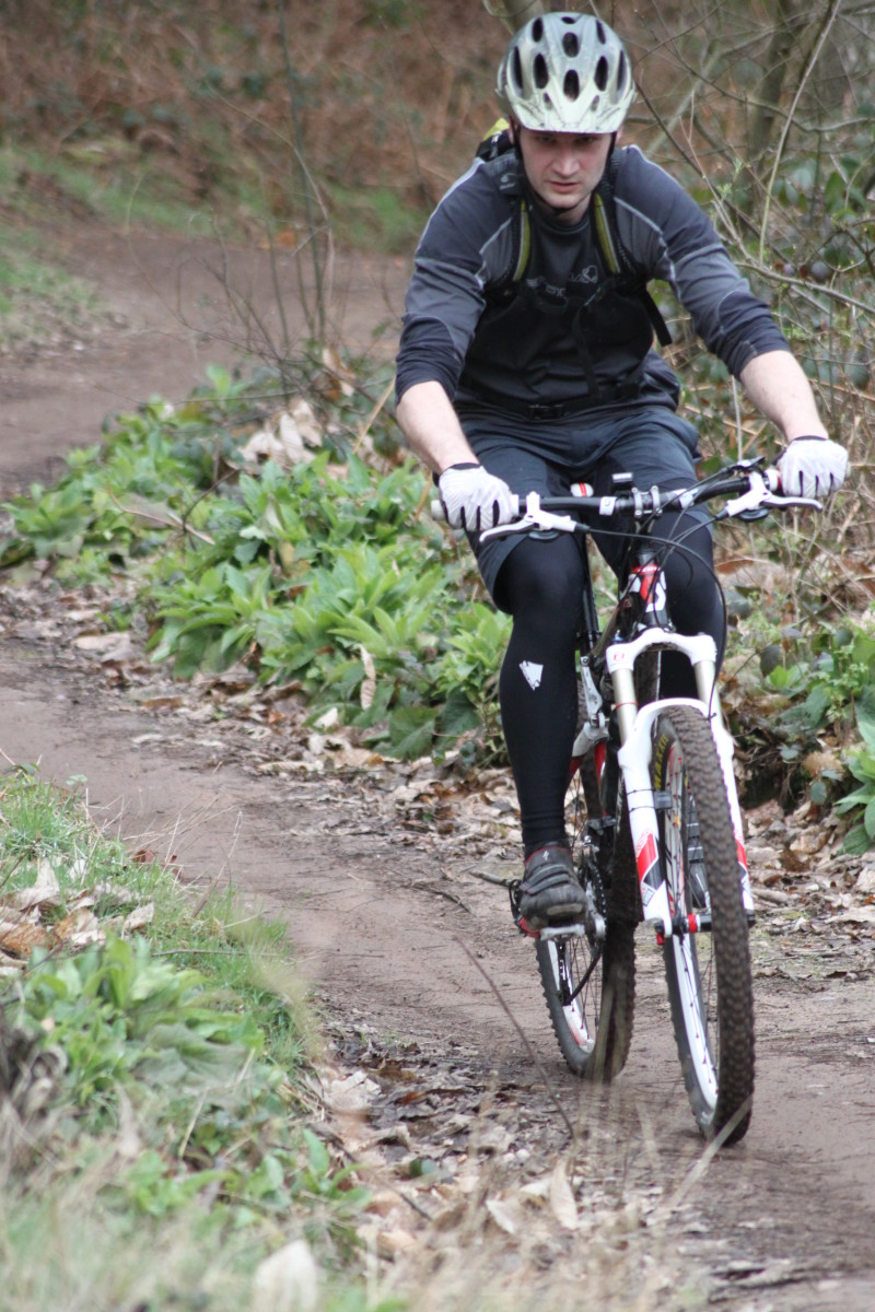 Mountain biking can involve lots of rolling climbs to prepare for- whether you race or do it for fun at the weekends