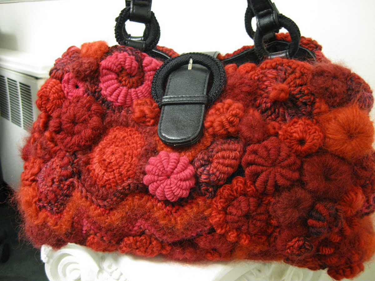 WINTER FREEFORM BAG