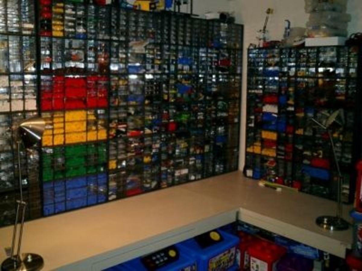 Serious Lego Storage