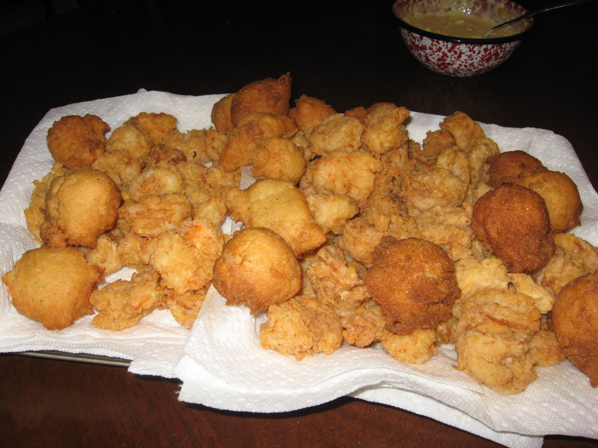 Buttermilk Fried Shrimp