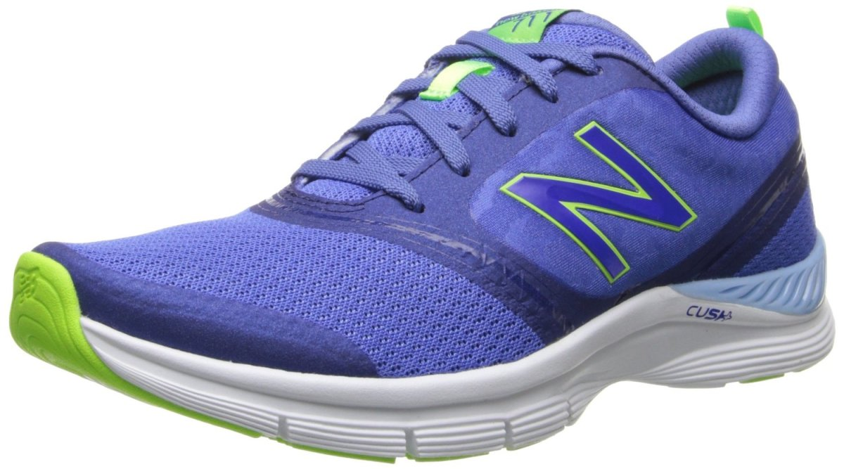 This style of New Balance cross trainers are among the most comfortable walking shoes this author has ever owned.  They are available in a variety of colors.