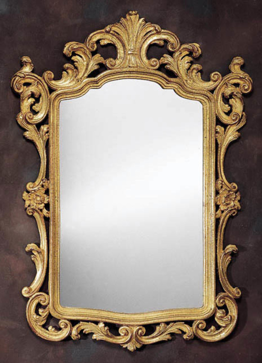 The Autobiography of a Mirror!!!