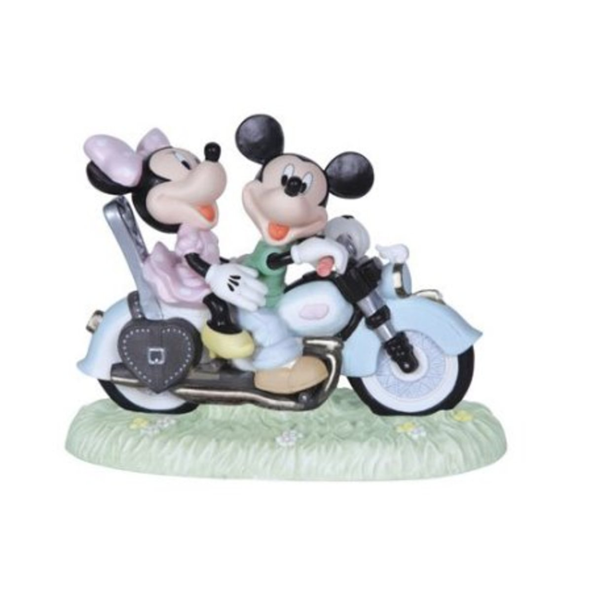 Off to the same journey - Mickey and Minnie