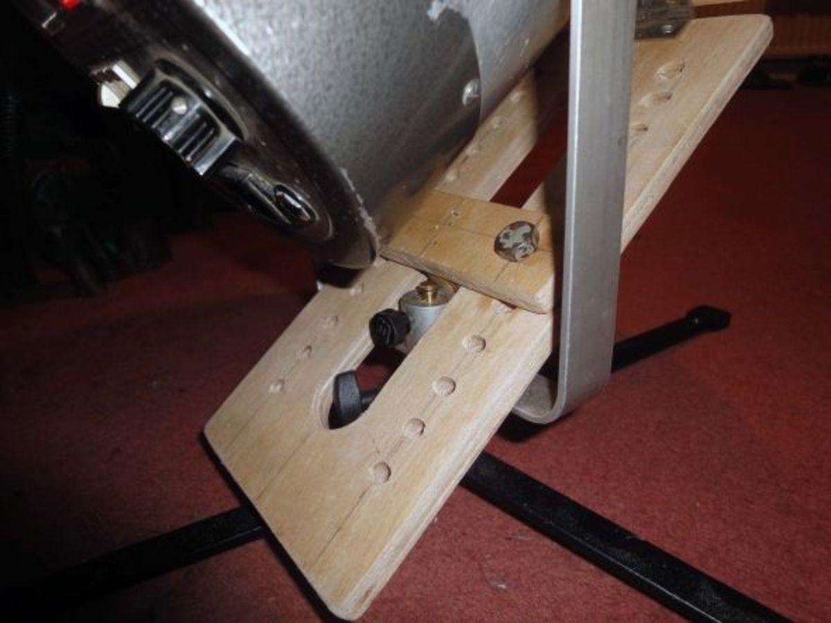 Bowens Ligths Adjustable Support