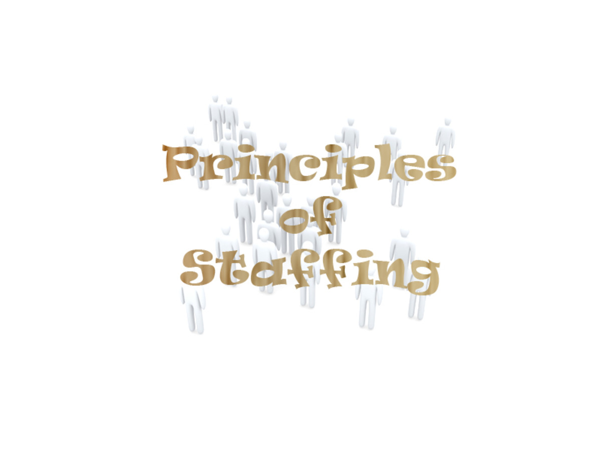Principles of Staffing