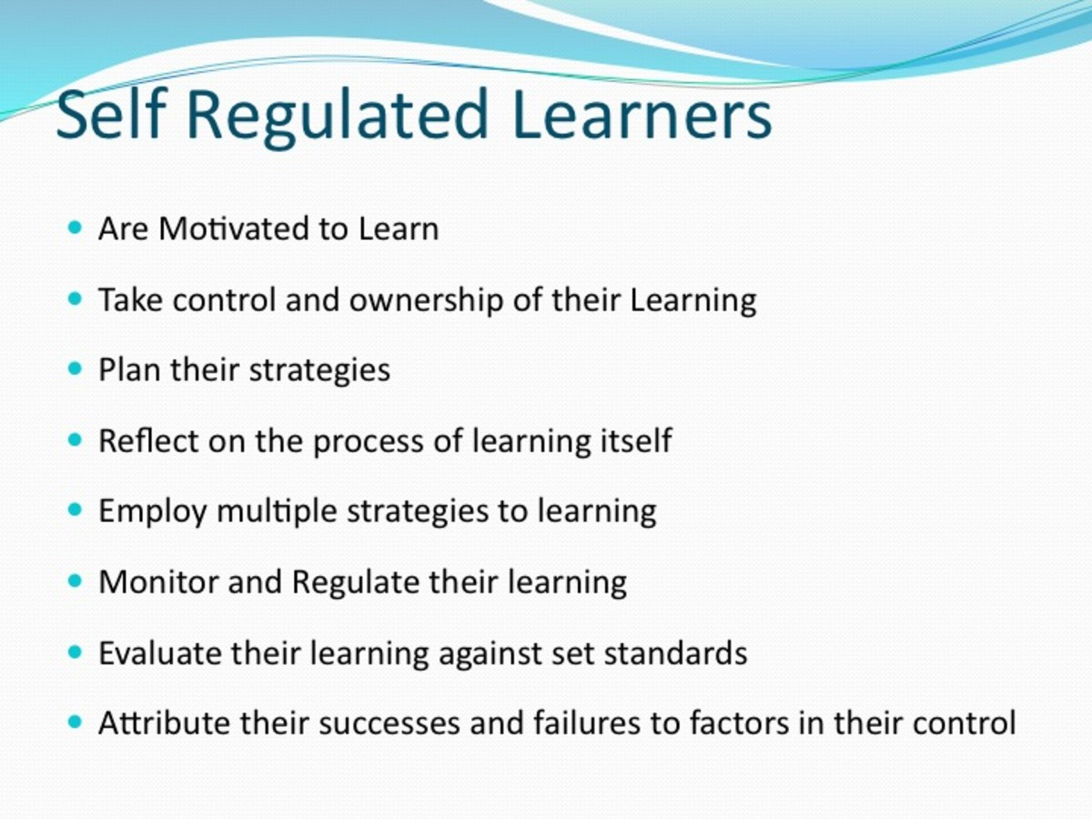 Self-Regulated Learners