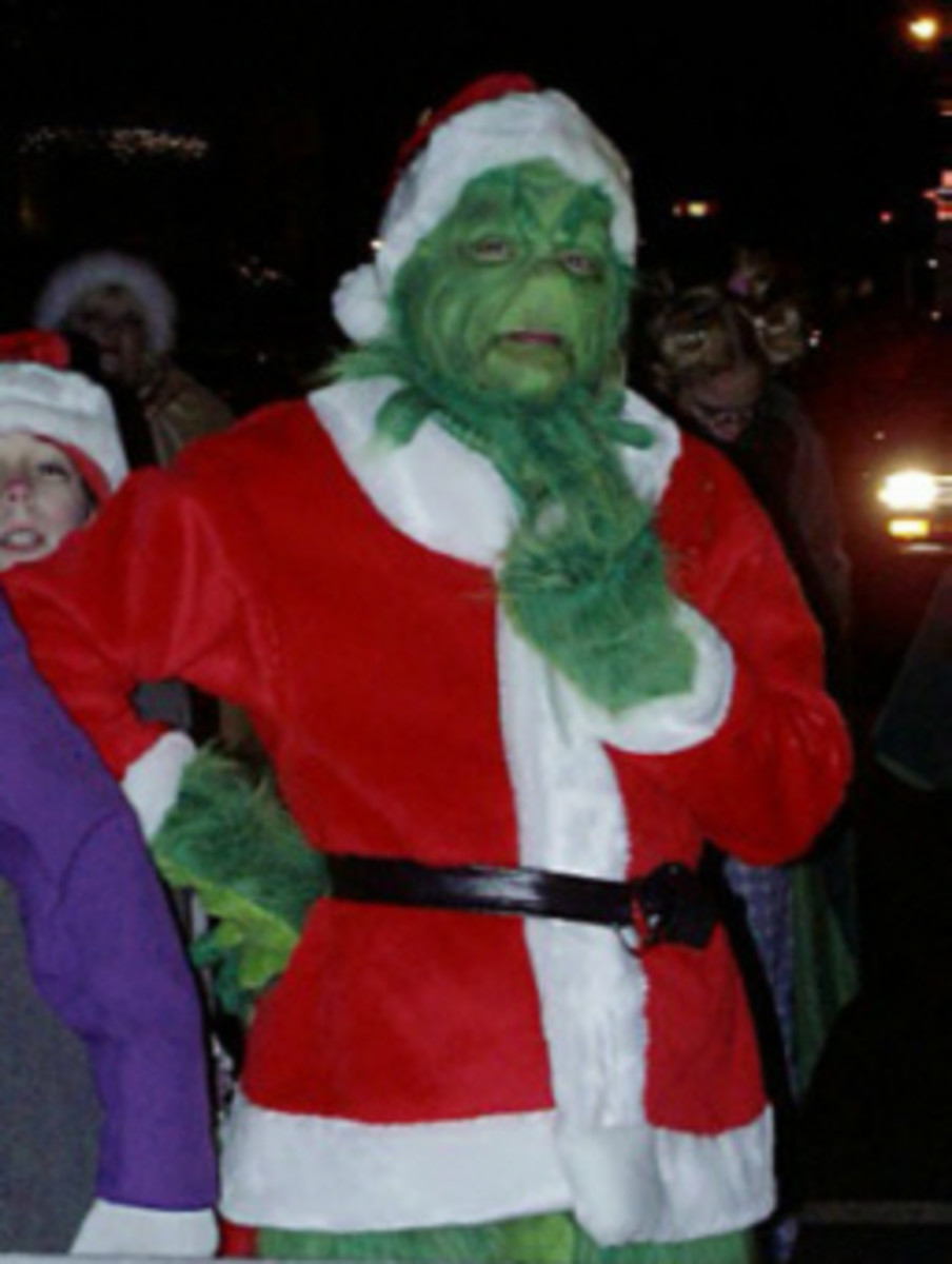 Cool Grinch Costumes And Masks Hubpages