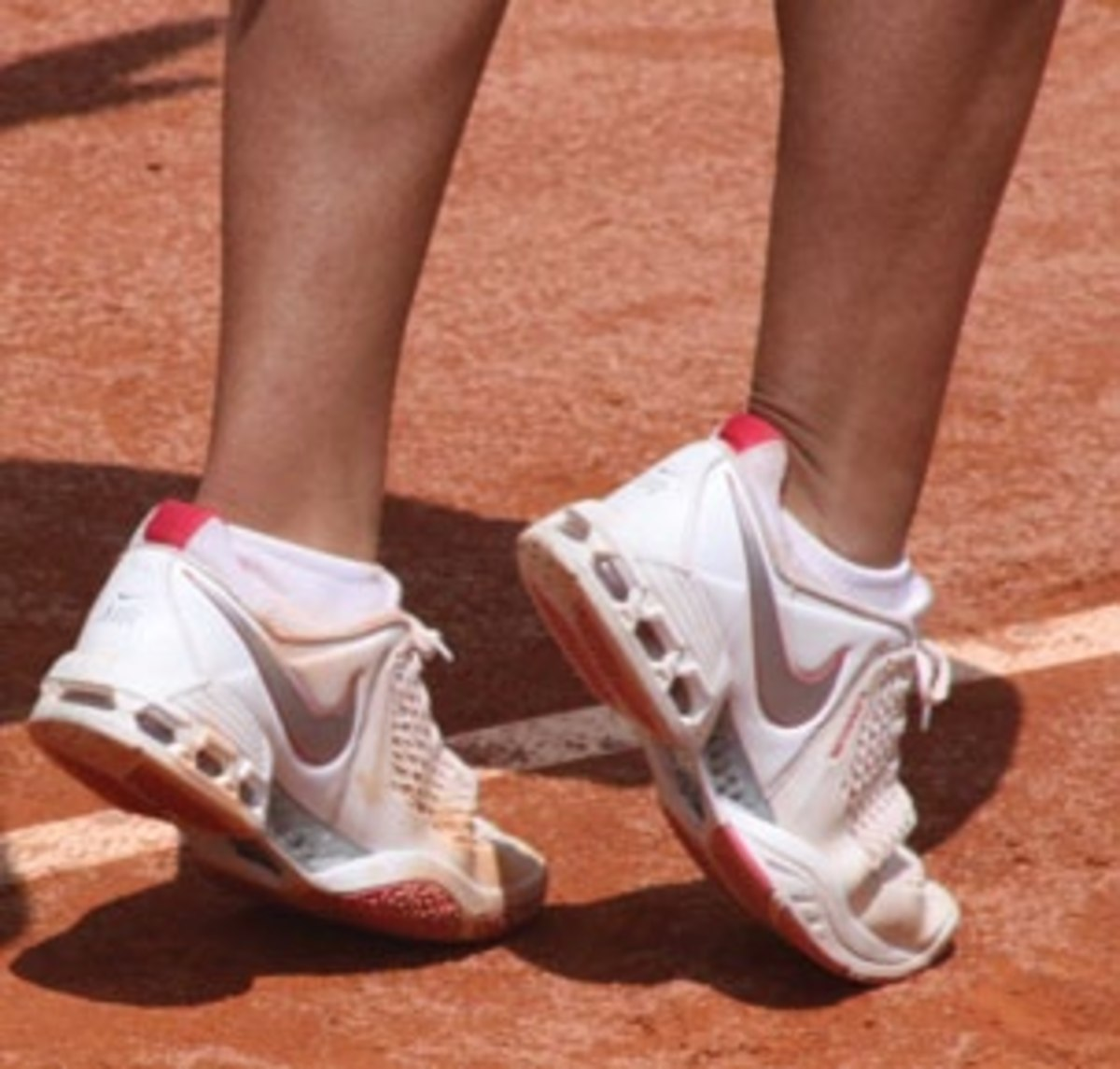Save those tennis shoes!