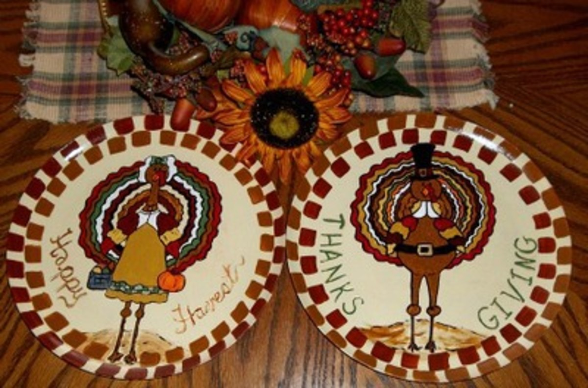 painting-thanksgiving-plates