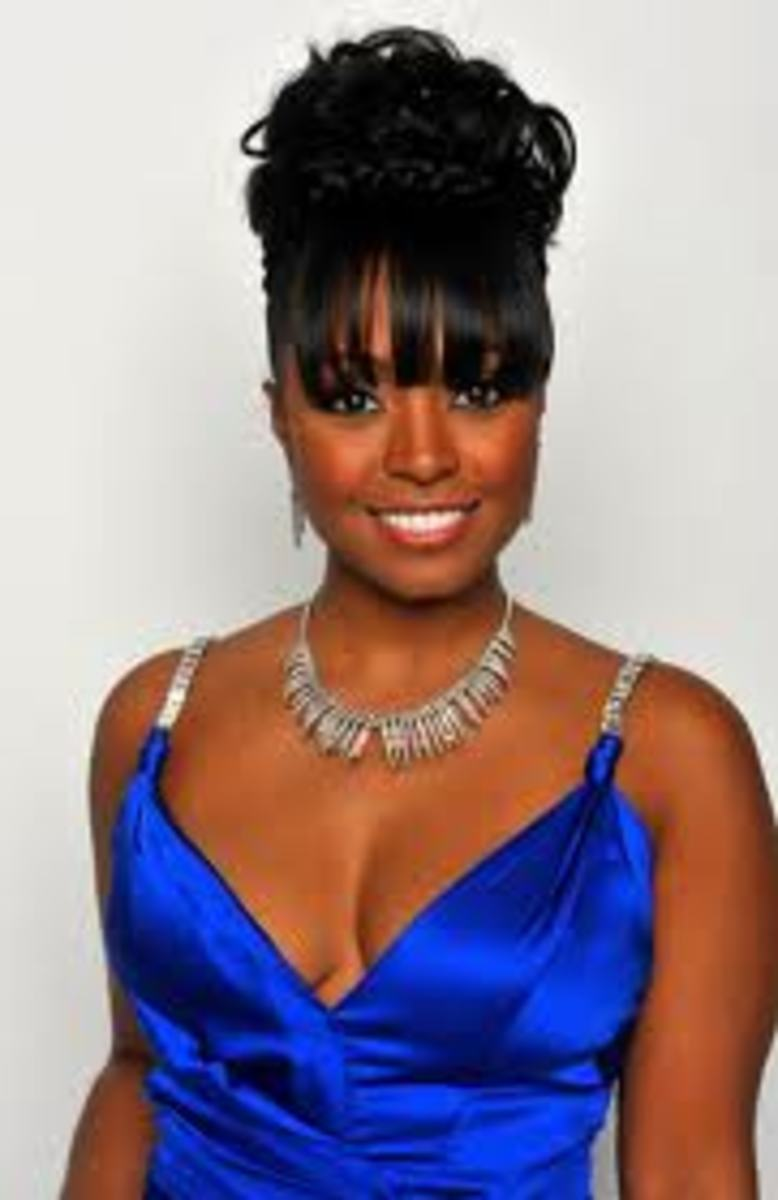 Rudy Huxtable ... All Grown Up!