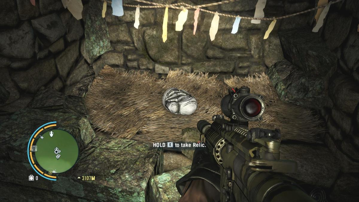 Archaeology 101 - Gameplay 03: Far Cry 3 Relic 26, Spider 26.