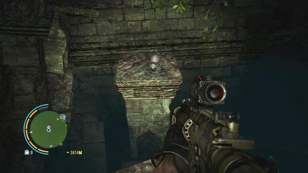 Archaeology 101 - Gameplay 03: Far Cry 3 Relic 8, Spider 8.