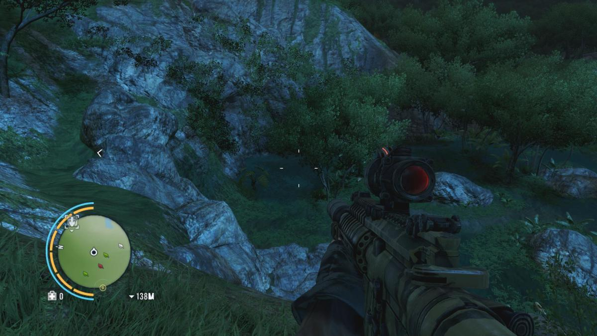 Archaeology 101 - Gameplay 01: Far Cry 3 Relic 58, Shark 28.