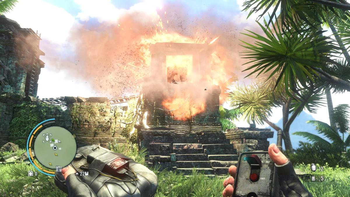 Archaeology 101 - Gameplay 04: Far Cry 3 Relic 7, Spider 7.