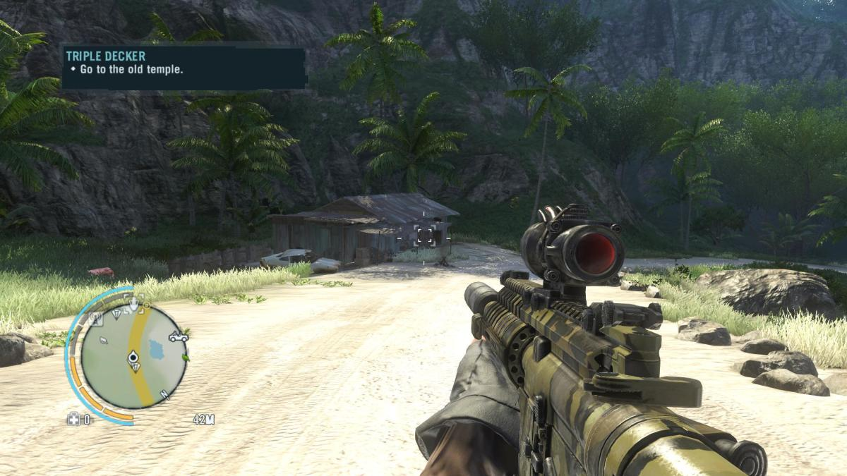 Archaeology 101 - Gameplay 01: Far Cry 3 Relic 66, Boar 6.