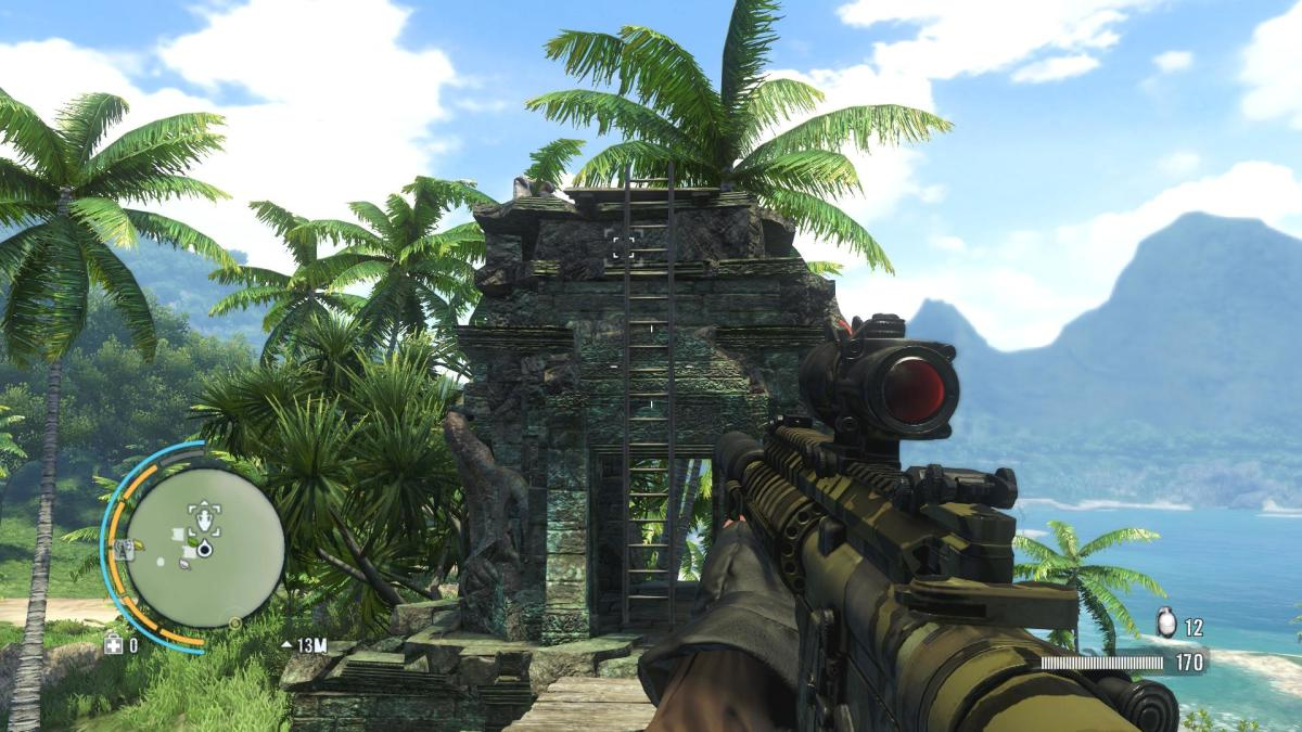 Archaeology 101 - Gameplay 05: Far Cry 3 Relic 7, Spider 7.