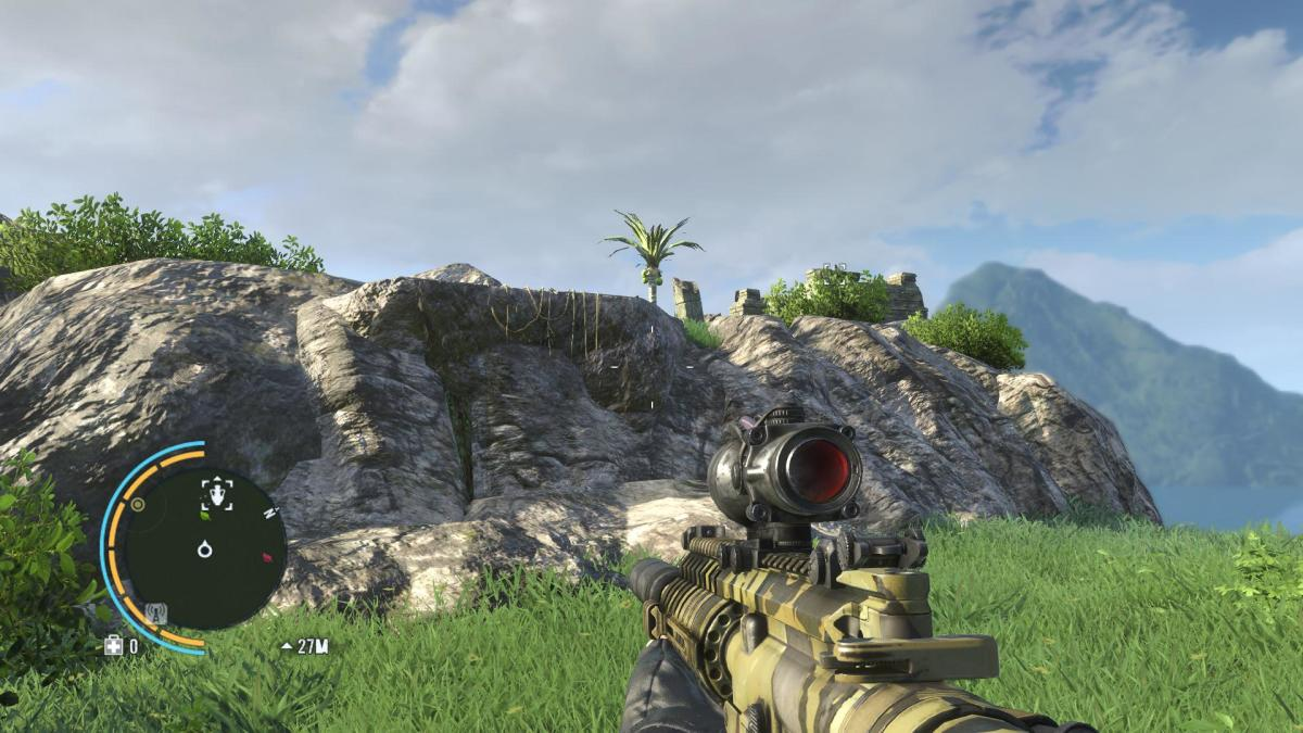 Archaeology 101 - Gameplay 06: Far Cry 3 Relic 96, Heron 6.