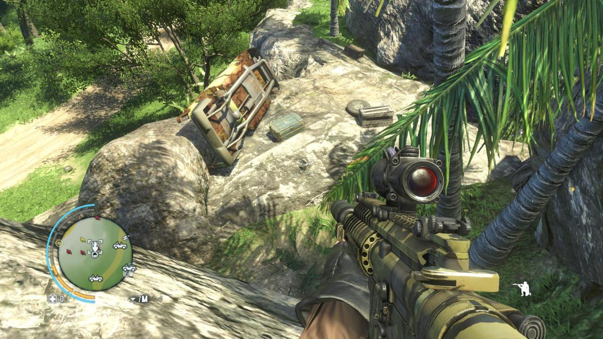 Archaeology 101 - Gameplay 03: Far Cry 3 Relic 93, Heron 3.