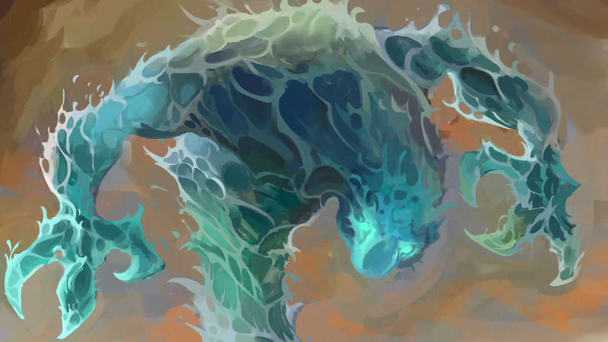 Morphling HD Wallpaper