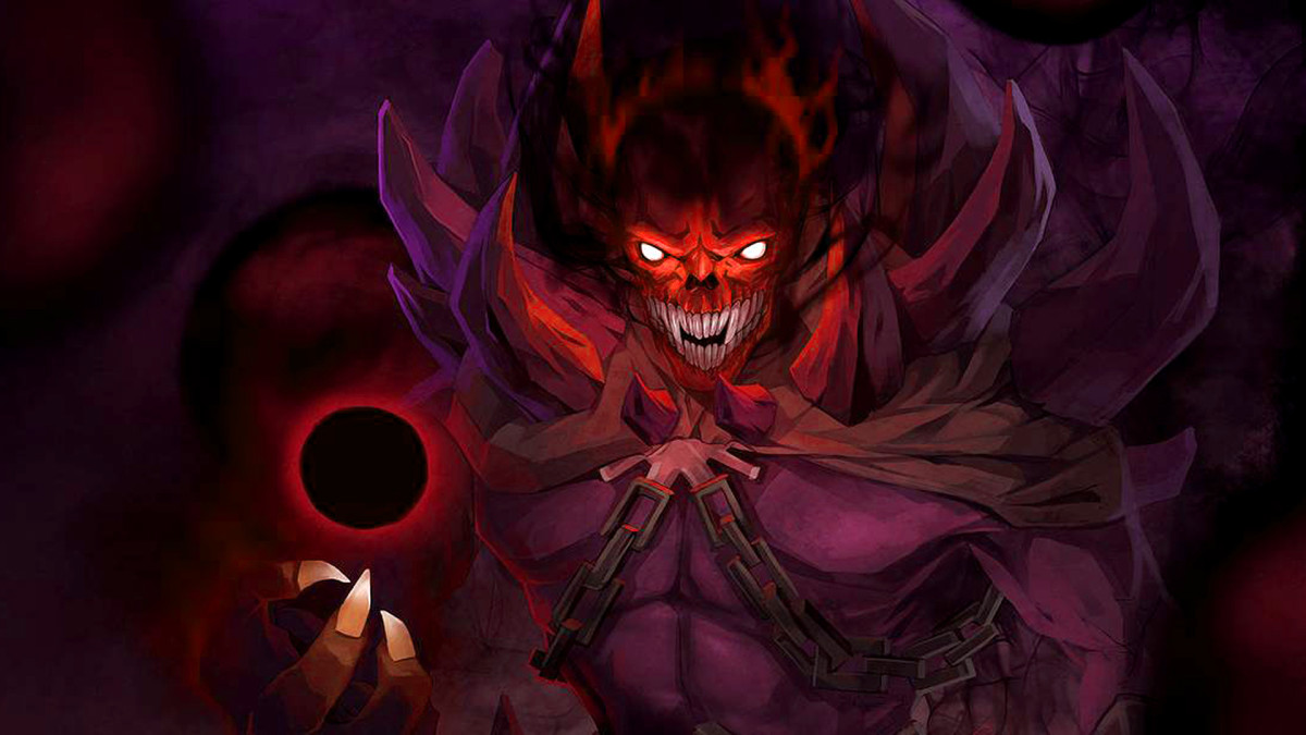 Eredar the Shadow Demon HD Wallpaper