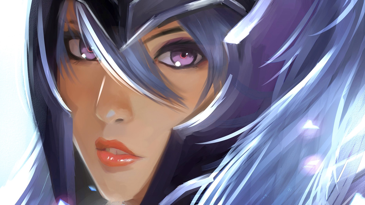 Luna Moonfang  DOTA 2 HD Wallpaper