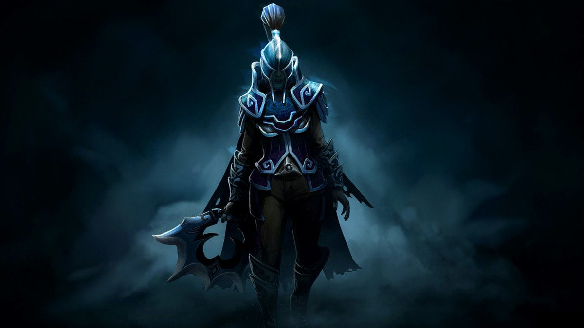 Mortred the Phantom Assassin HD Wallpaper