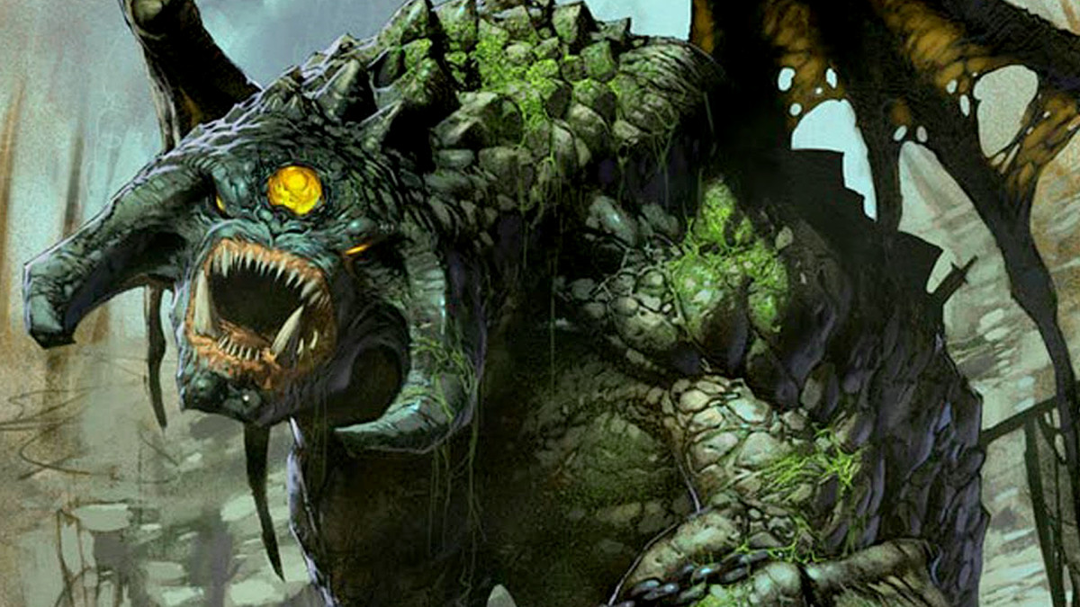 Roshan DOTA 2 HD Wallpaper