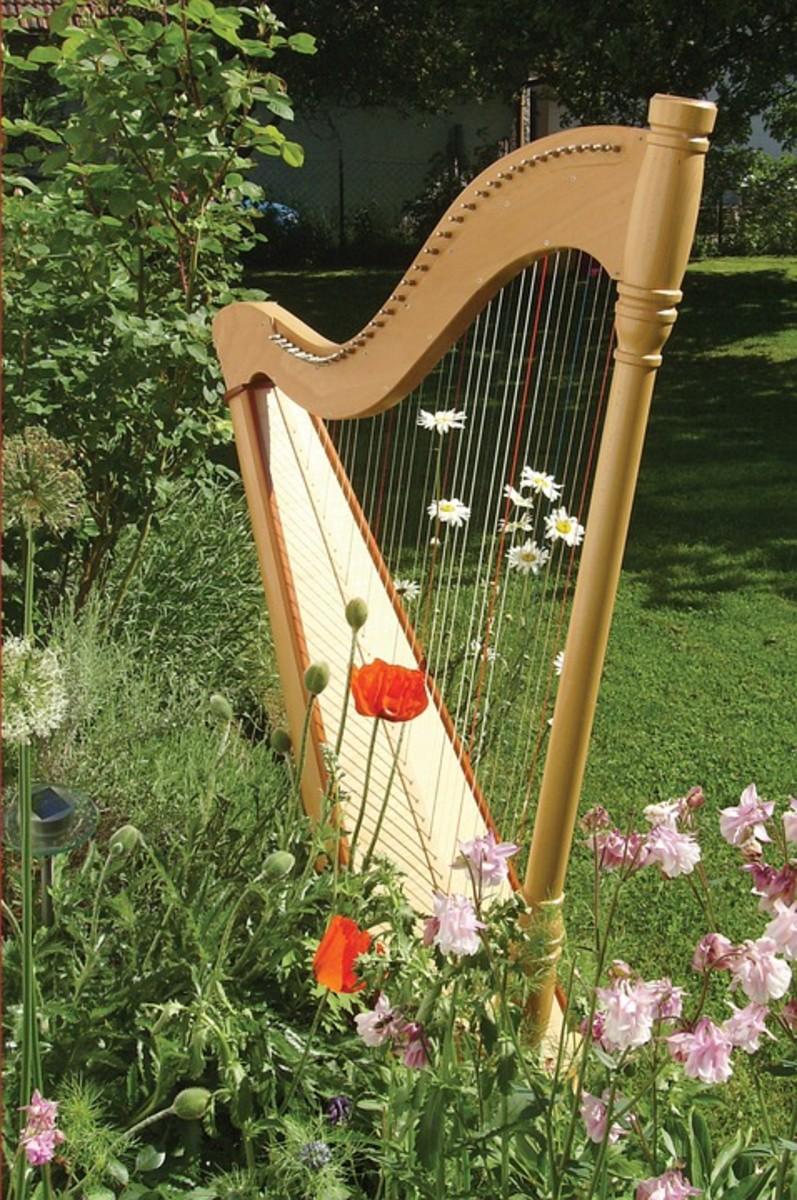 Healing Christian Harp Music