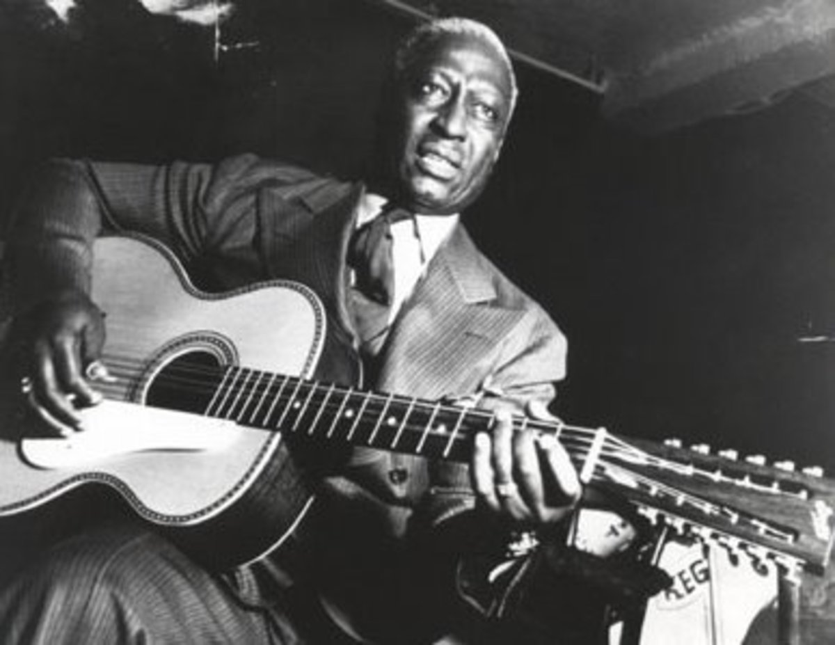 Huddie Ledbetter a.k.a. Lead Belly served time in Central Unit Prison for killing a relative over a woman.