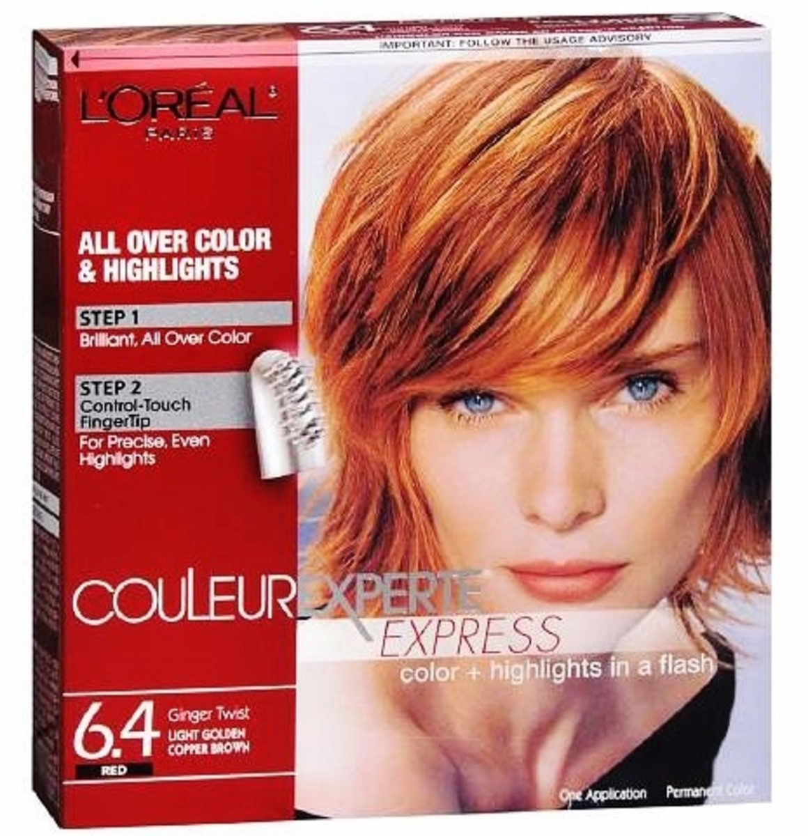 Red hair with blonde highlights get the look at home hubpages how to get red hair with blonde highlights at home pmusecretfo Images