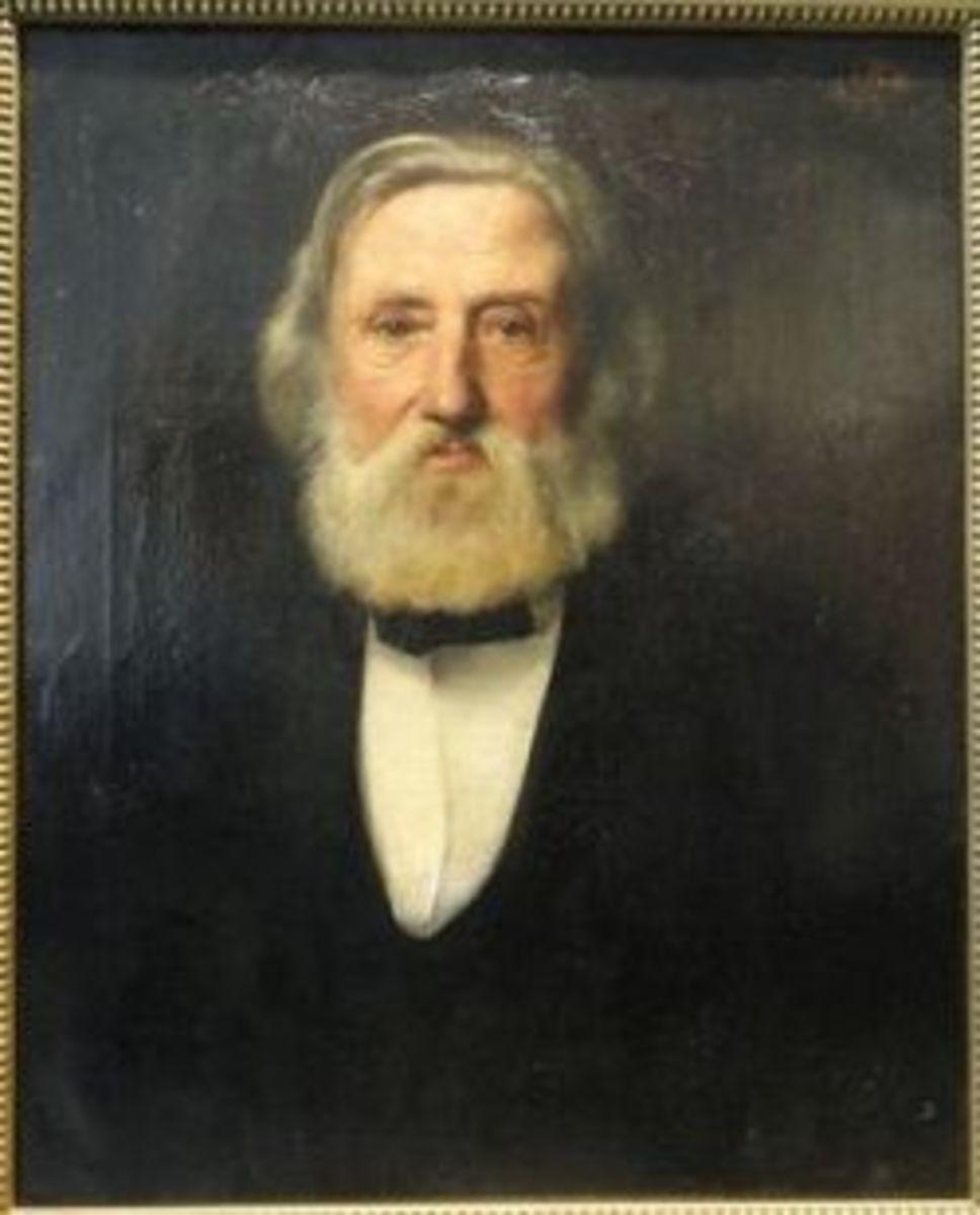 Heinrich Hoffmann by Eugen Klimsch