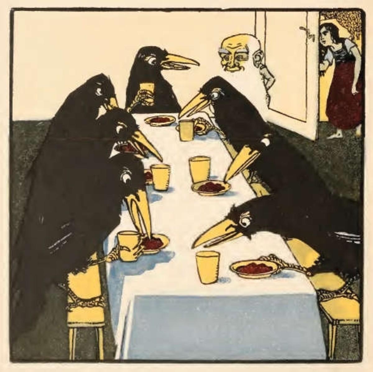 Seven Ravens 2