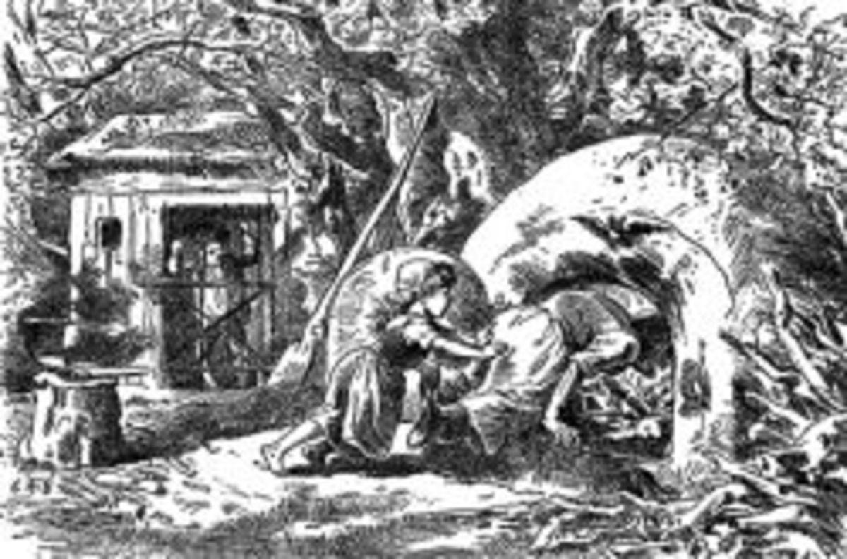 Hansel and Gretel by Hosemann