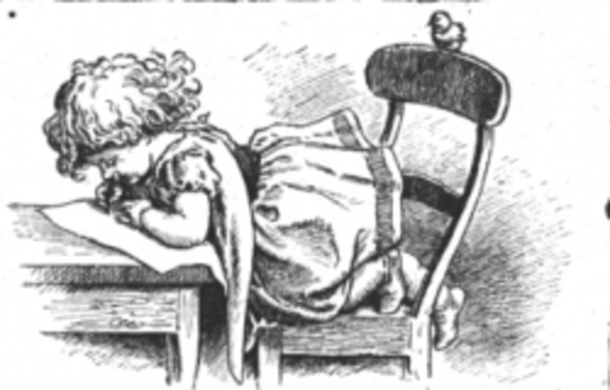 Illustration from Golden Children'sWorld