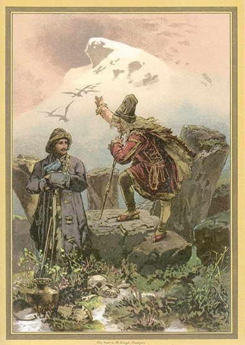 Afraja by Theodor Mugge