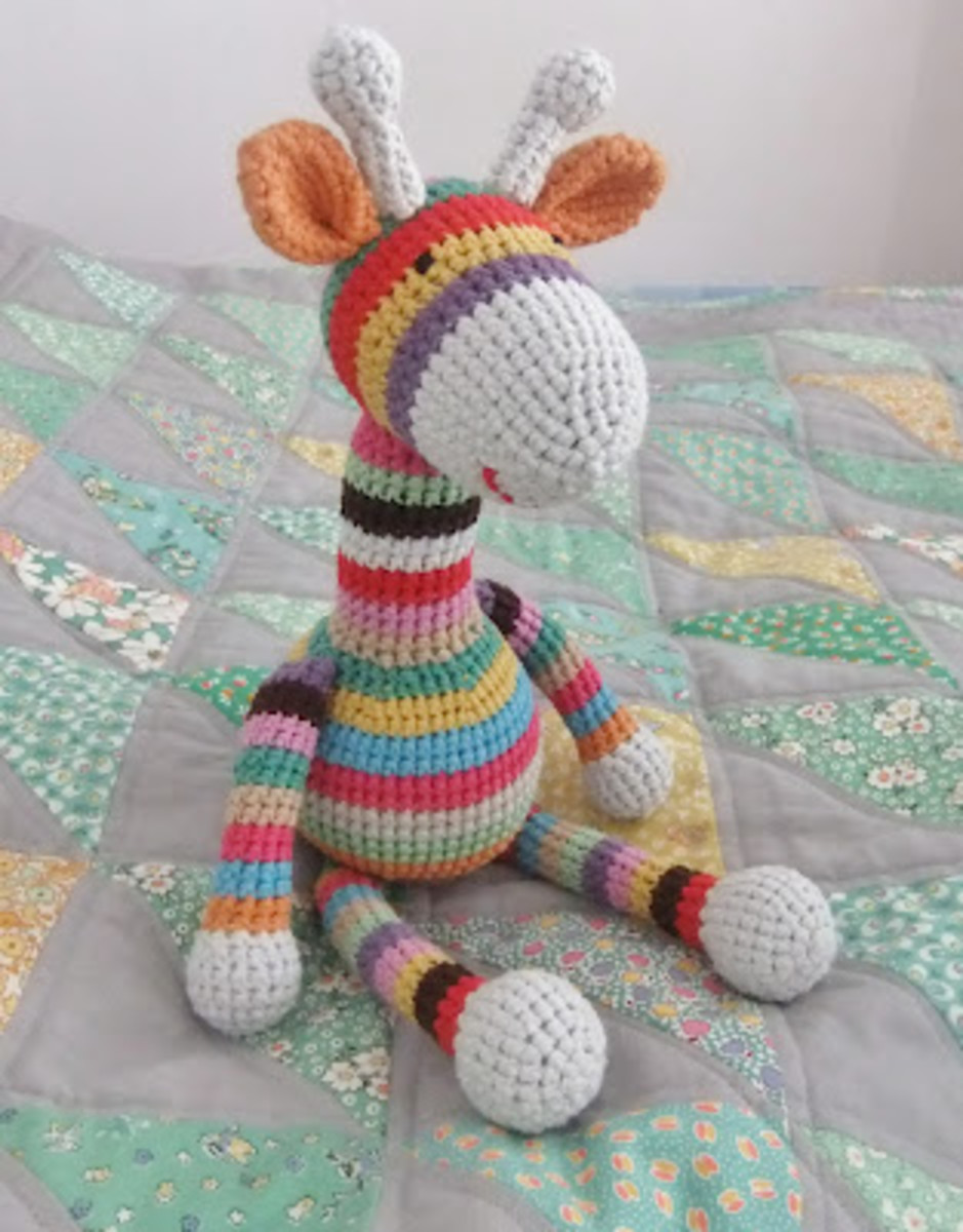 Crochet Toys Free Patterns Hubpages