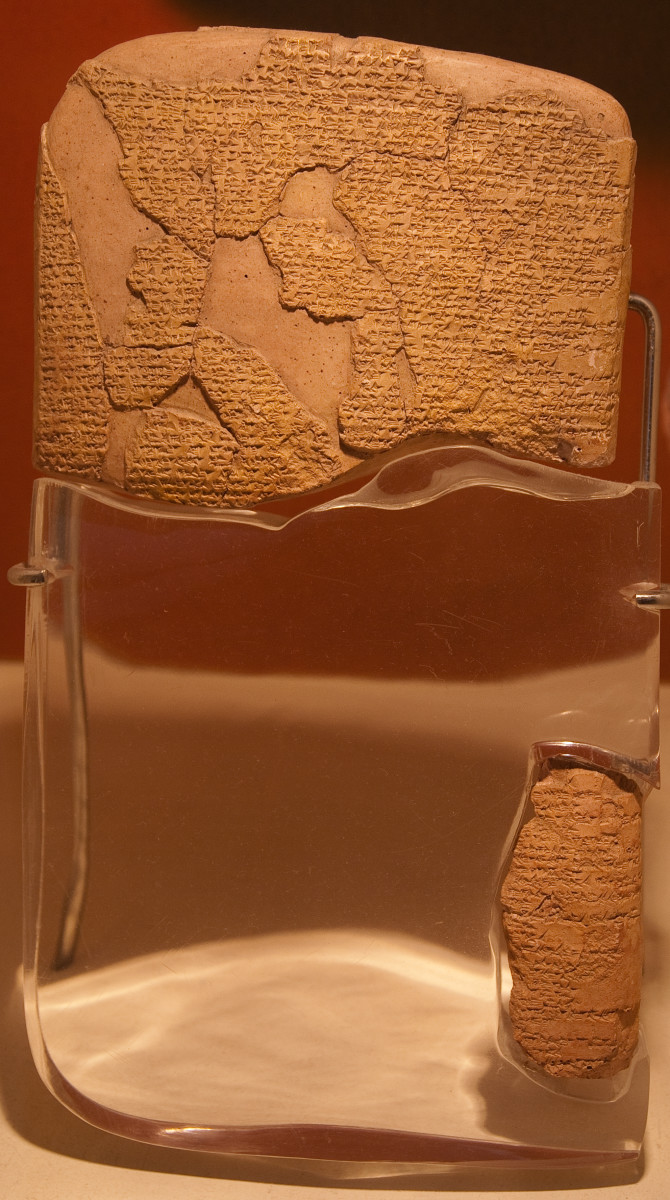 The Ancient Near Eastern Treaty of Kadesh