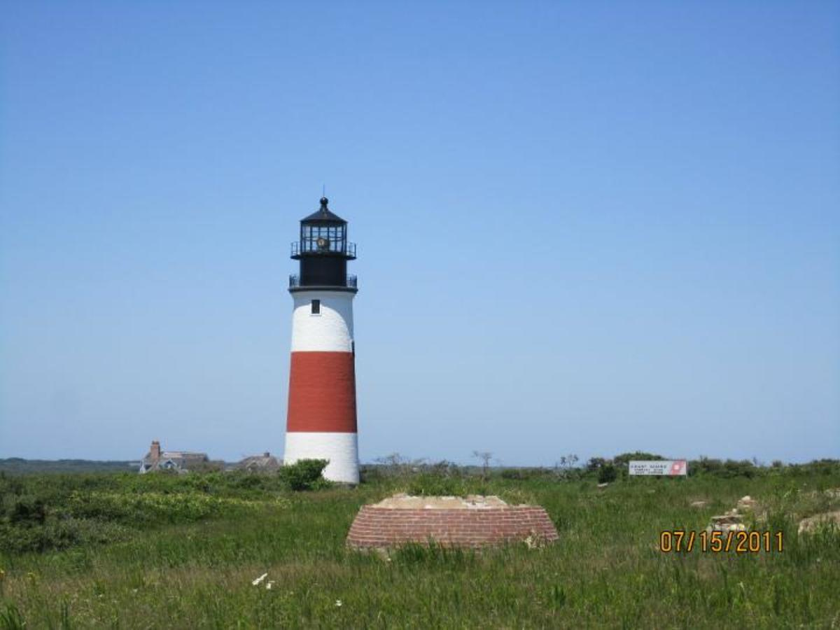 The Sankaty Lighthouse is part of many of the tours on the island and a beautiful spot to visit.