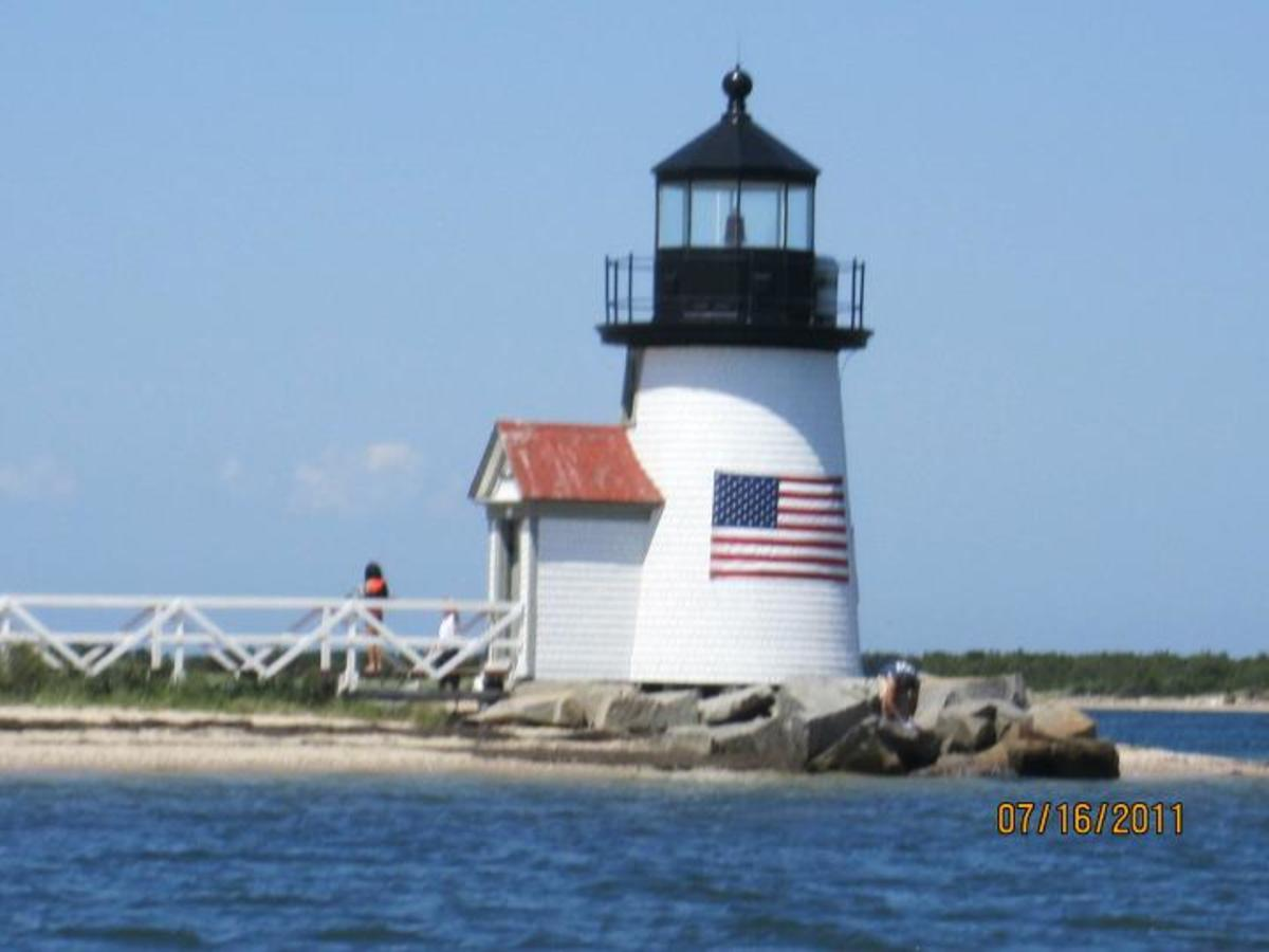 The Brant Point Lighthouse  is a great place to get that perfect photo to remember your visit.
