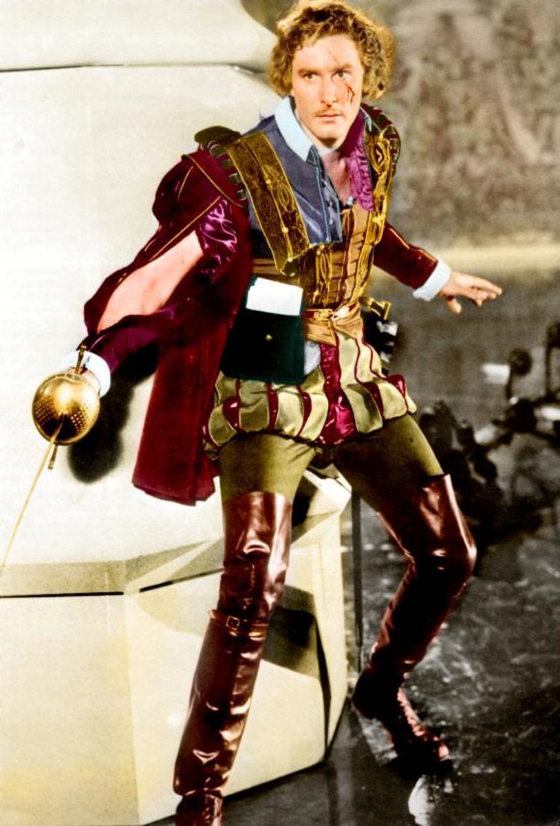 The Sea Hawk (1940) Publicity still