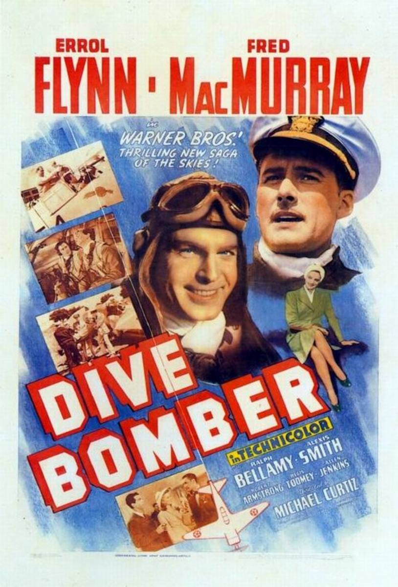 Dive Bomber (1941)
