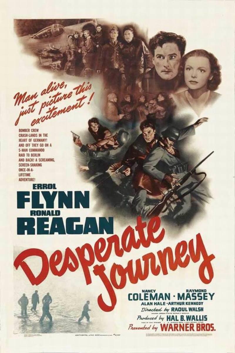 Desperate Journey (1942)