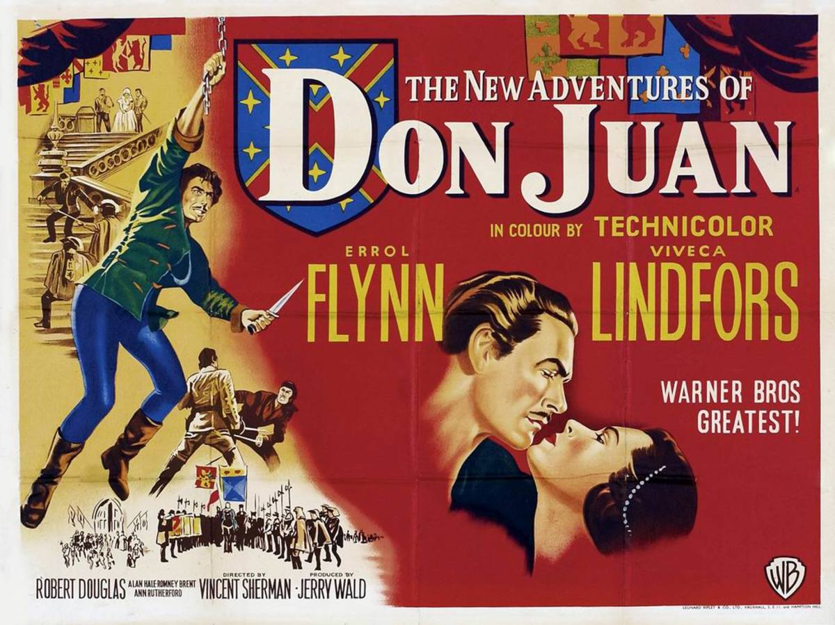 The Adventures of Don Juan (1948)