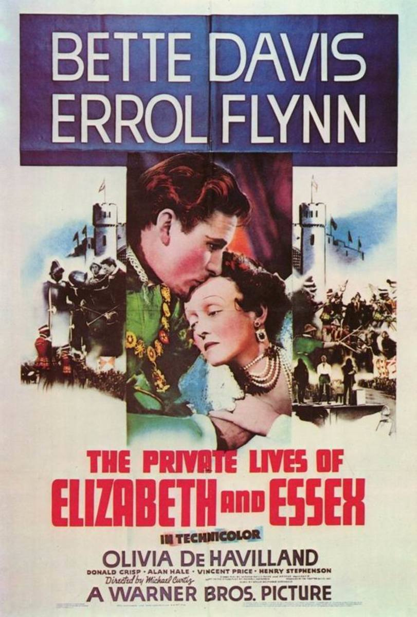 The Private Lives of Elizabeth and Essex (1939)