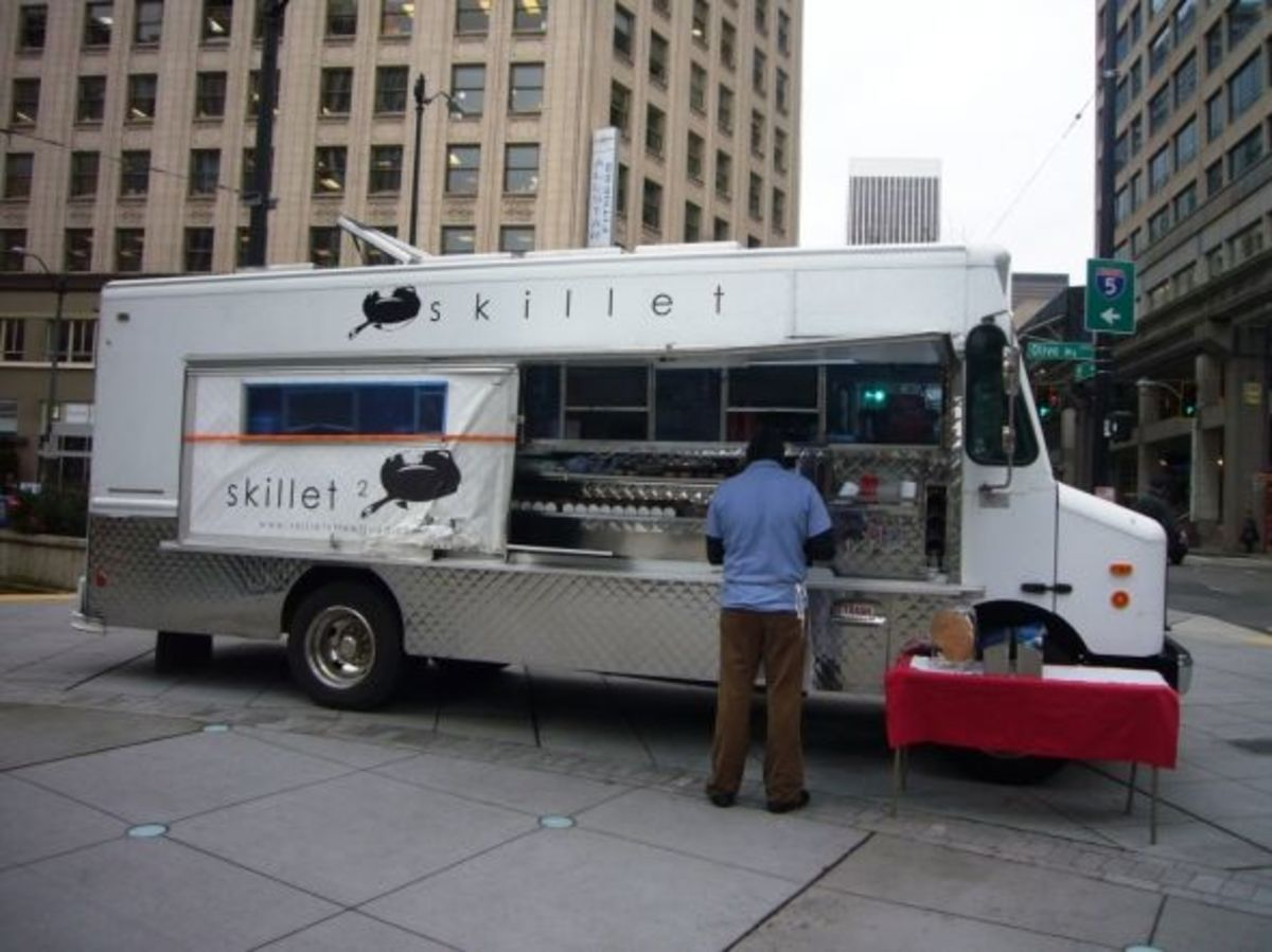 Skillet, a Seattle Food Truck