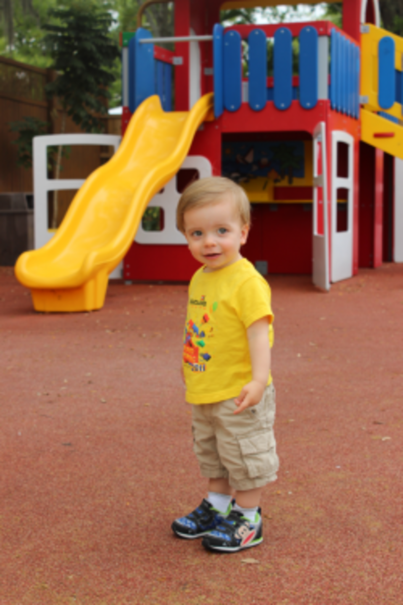 Visiting LEGOLAND Florida with a Toddler