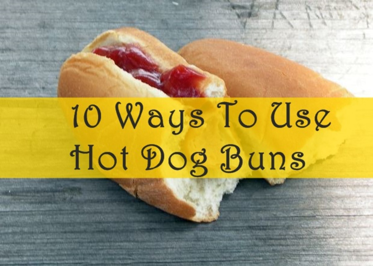 10 Ways to Use Hot Dog Buns